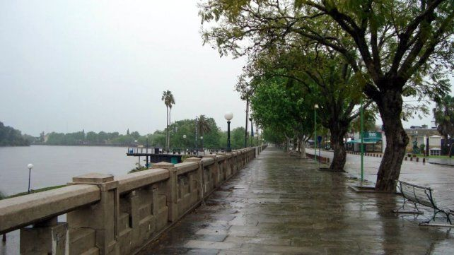 Nuevo alerta meteorológico para Entre Ríos