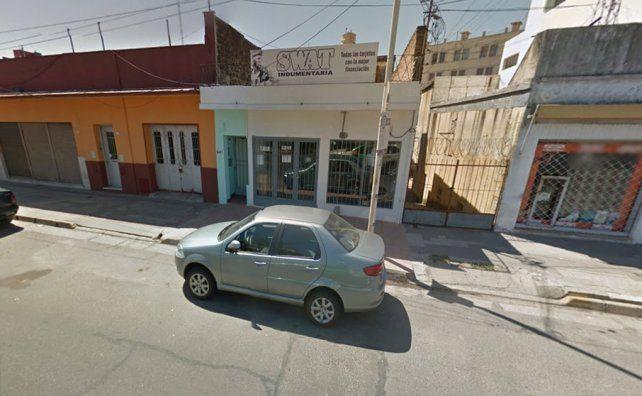 Denuncian que robaron casi 600.000 pesos en un local de calle Gualeguaychú