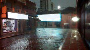 Jornada con tormentas y una máxima de 22 grados en Paraná y alrededores