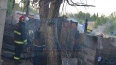 arresto domiciliario para la mujer que incendio la casa de su pareja