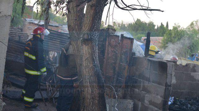 Arresto domiciliario para la mujer que incendió la casa de su pareja