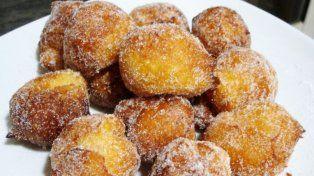 Recetas para días lluviosos: Hoy te proponemos buñuelos dulces caseros
