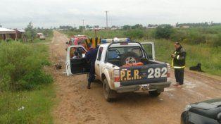 Encontraron tres proyectiles militares en un arroyo entrerriano