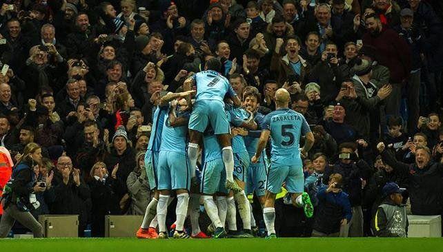 Manchester City tuvo su revancha ante Barcelona