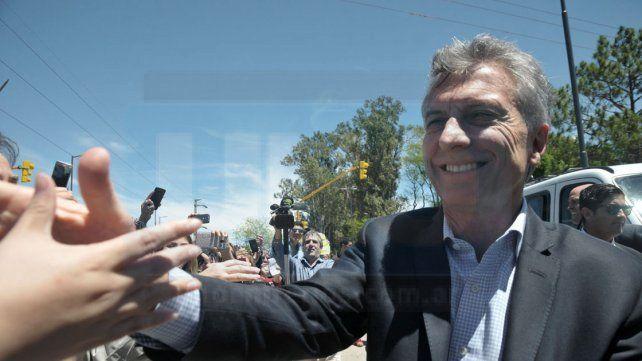 Macri confirmó el puente y el aeropuerto único para Paraná y Santa Fe