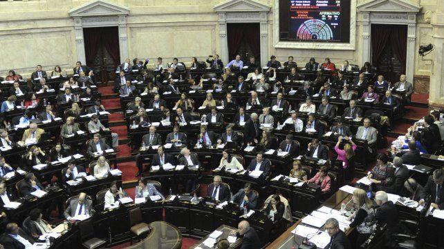 Diputados aprobó el Presupuesto 2017 y lo giró al Senado