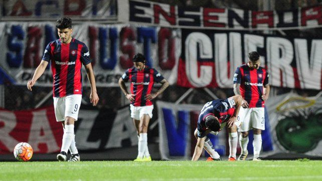 San Lorenzo igualó con Chapecoense y definirá la serie en Brasil