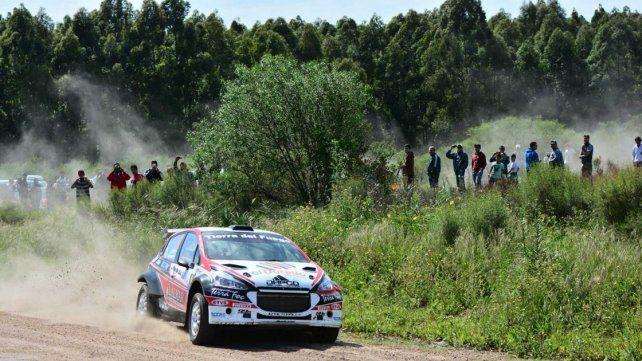 La carrera transitará distintos tramos por el Departamento Uruguay
