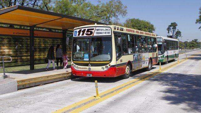 Sistema. El municipio gestiona la concreción del Metrobus para consolidar su proyecto de mejora del transporte urbano de pasajeros.