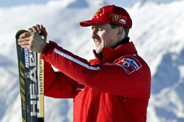 Aseguran que la salud de Michael Schumacher da señales esperanzadoras