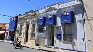 El trabajador municipal fue operado en el centro de Paraná. Foto UNODiego Arias.