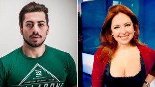 El insólito pedido del hijo de Andrea del Boca a 24 años de Celeste siempre Celeste