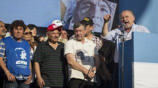 Hugo Yasky llamó a un paro nacional