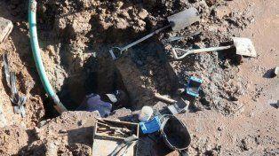 Se rompió un caño de agua y el servicio está resentido en varios barrios de Paraná