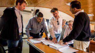 Dieron detalles del proyecto de la futura autovía Paraná - Oro Verde