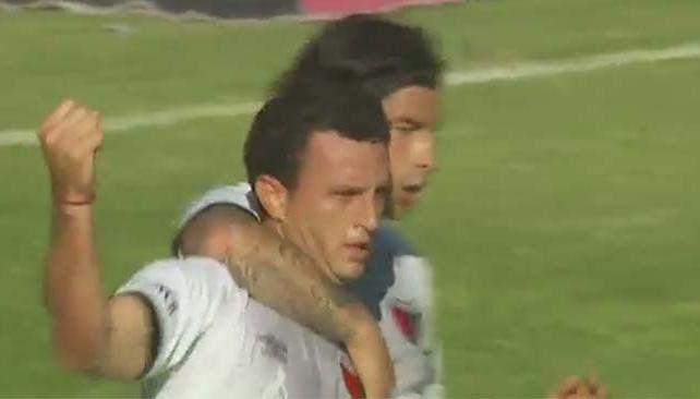 Colón le ganó a Arsenal en Santa Fe