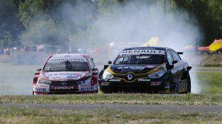 Rossi y Canapino ganaron en Río Negro