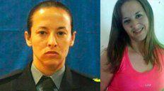 policia de entre rios lamento la muerte de la cabo asesinada por su ex pareja