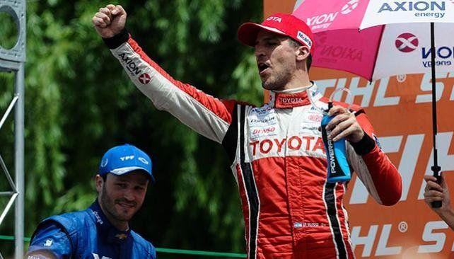 Rossi se impuso en la segunda final en General Roca