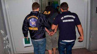 La policía detuvo al autor del doble femicidio de Paraná
