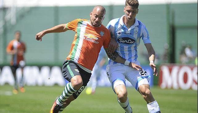Banfield y Atlético Rafaela se repartieron puntos