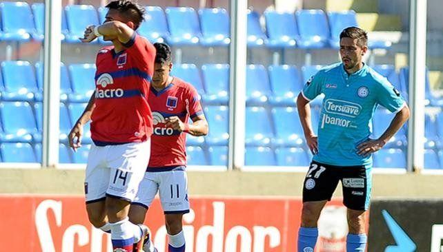 Tigre le ganó a Belgrano en Victoria