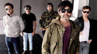 La banda Babasónicos