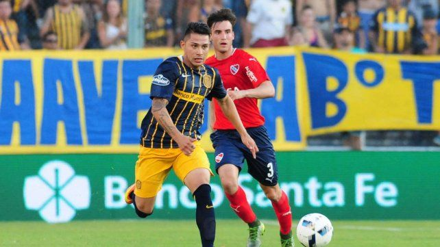 Rosario Central igualó en Arroyito con Independiente