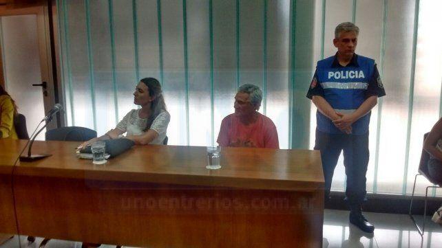 Héctor Rafael Albornoz fue condenado por la muerte de Comas. Foto UNO.