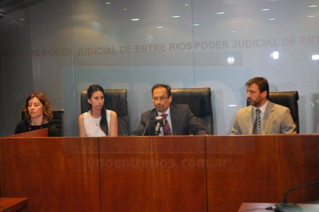 Femicidios en Entre Ríos: No es cierto que haya responsabilidad de la parte judicial, dijo el procurador García