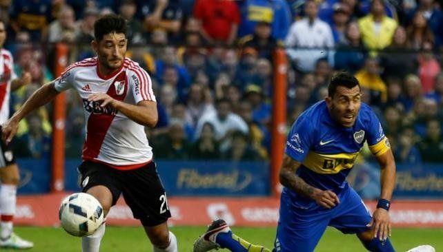 River y Boca, sin Copa Sudamericana