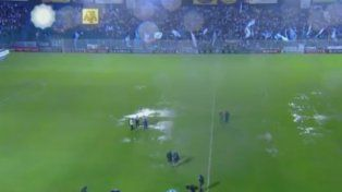 Suspendido en Tucumán por las fuertes lluvias
