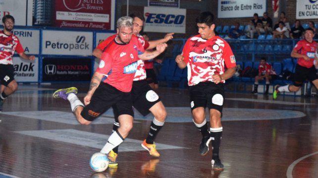 Palma ganó 6-3 ante Aatra III para lograr el título a cuatro fechas del final.