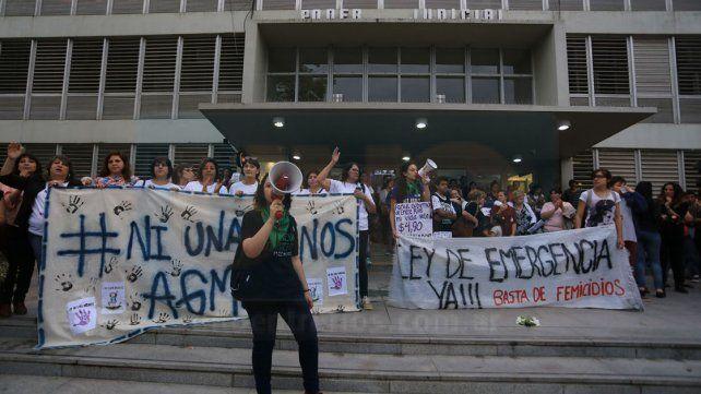 Emergencia. Entre Ríos es las segunda provincia con más casos de violencia de género en el país.