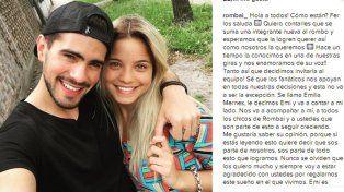 Una entrerriana es la nueva cantante de la banda uruguaya Rombai