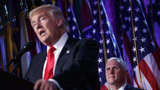 Donald Trump es el nuevo presidente de los Estados Unidos