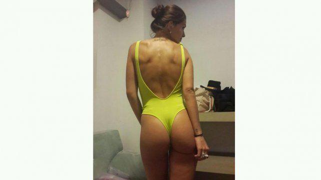 Se filtraron supuestas fotos íntimas de la China Suárez