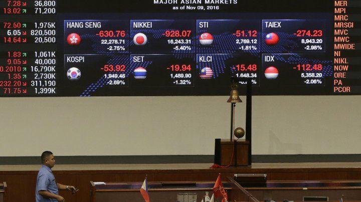 Macri-Pichetto: bajó el riesgo país y subieron los bonos