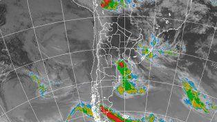 Alerta por lluvias y tormentas intensas para Entre Ríos y otras provincias