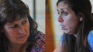 Sin explicación. Fernanda y Carolina perdieron a dos compañeras por femicidios en solo dos años.