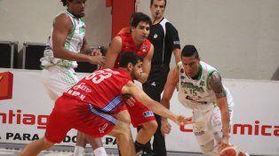 El equipo de Laginestra cerró la gira con dos triunfos (Echagüe y Quimsa) y perdió con Olímpico.
