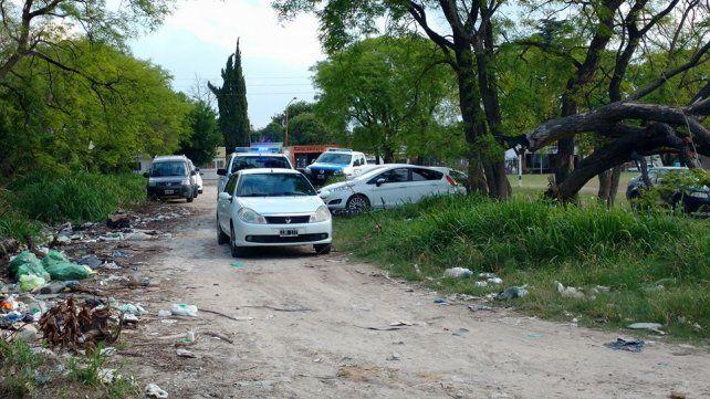 Encontraron restos del cuerpo de una mujer en la zona del Parque Varisco
