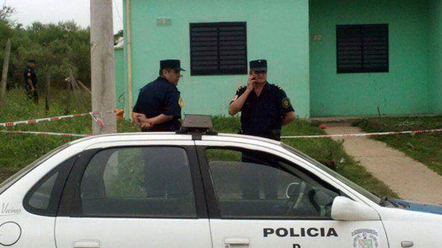 Un barrio que sigue en silencio tras el cuádruple crimen de Concepción del Uruguay