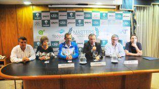 El Master de Menores de Tenis se jugará por primera vez en el interior del país.