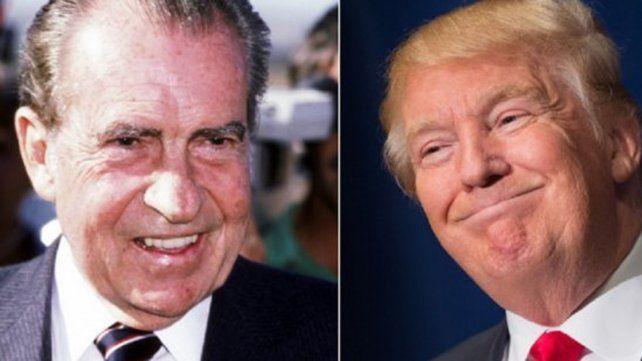 La curiosa carta de 1987 en la que Richard Nixon predice que Donald Trump será presidente
