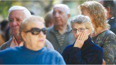 reparacion historica: extienden el plazo para que jubilados acepten el acuerdo