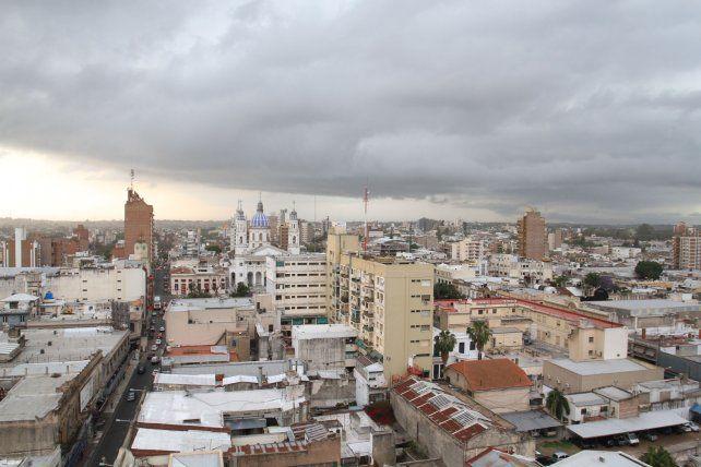 Rige un alerta por tormentas fuertes en Entre Ríos