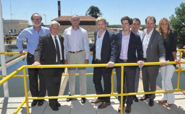 Confirman la construcción de la defensa norte de Concepción del Uruguay