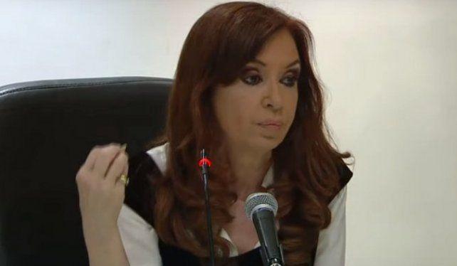 Cristina Kirchner, sobre Donald Trump: Estados Unidos buscó romper con el establishment económico