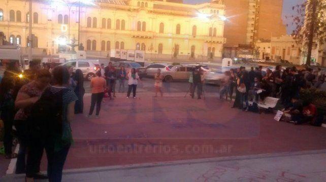 Volvieron a marchar a Tribunales para exigir medidas contra los feminicidios